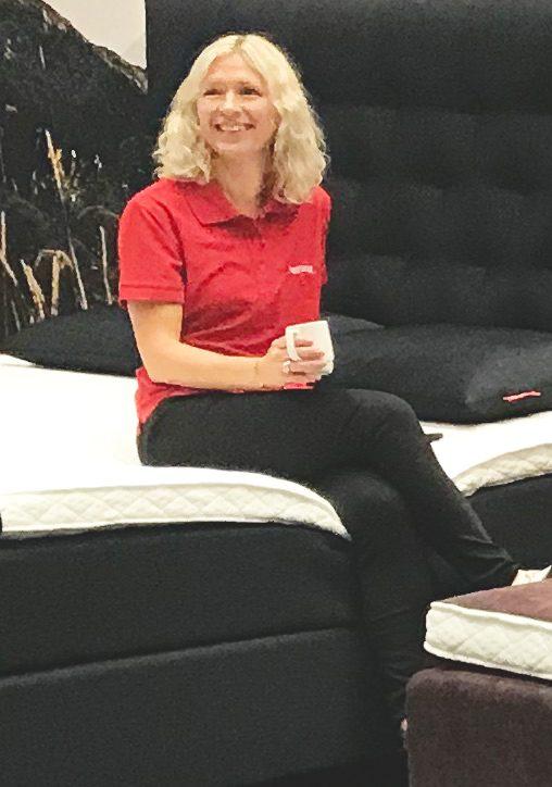Inger Birgitte Tandstad from Wonderland sales team