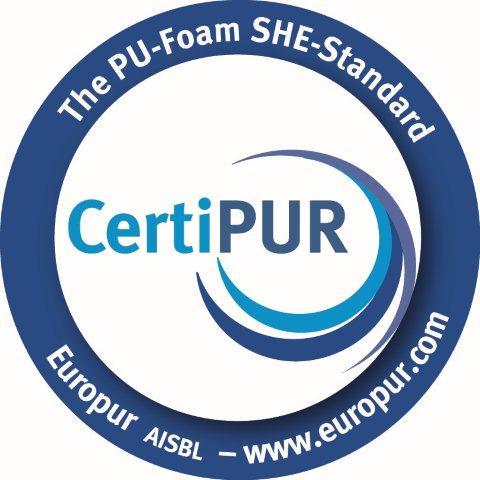 CertiPUR certified