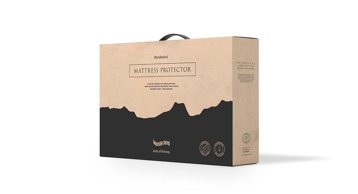 Wonderland Mattress Protector