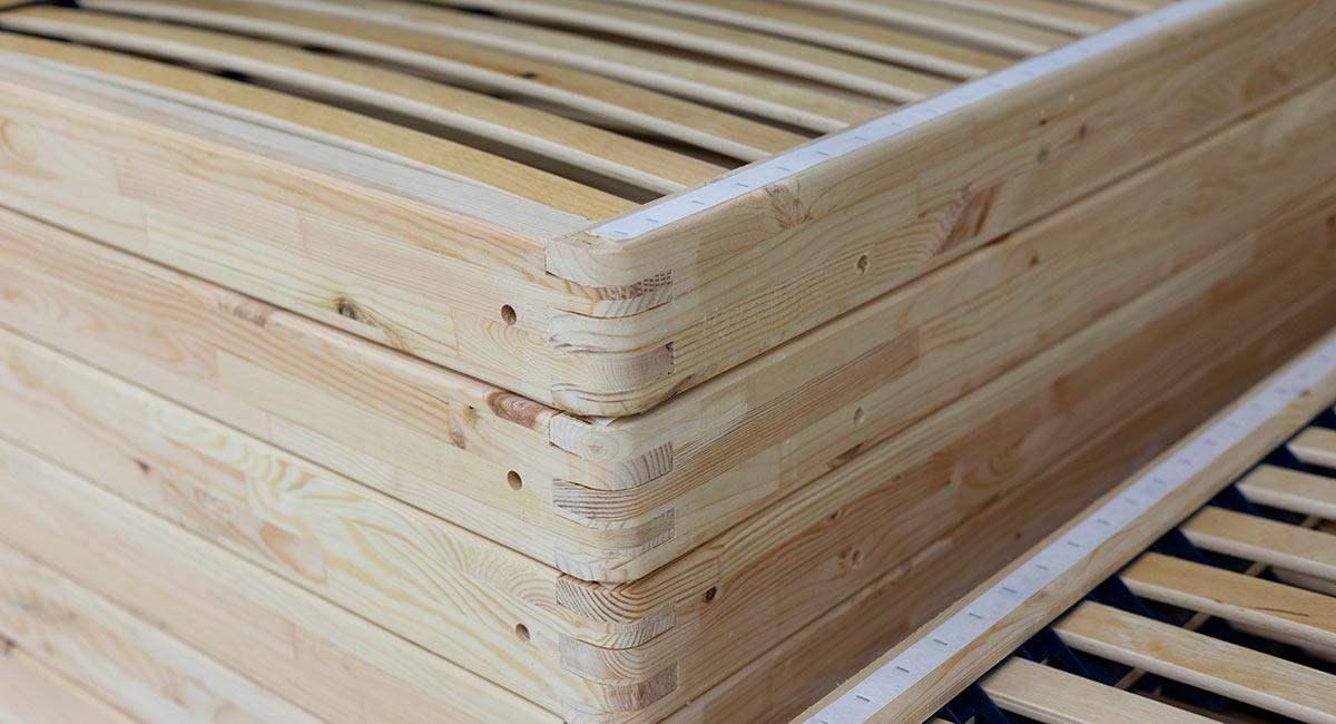 Wonderland wooden frame ecolabel